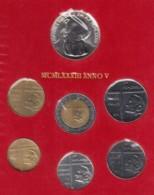 VATIKAN  Münzsatz 1983, 1880 Lire - Vatican
