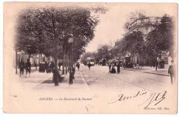 6465 - Anger ( 49 ) - Le Boulevard De Saumur - Coll. N.D. Phot. - N°60 - - Angers