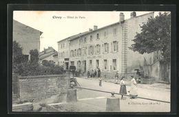 CPA Cirey, Hotel De Paris - France