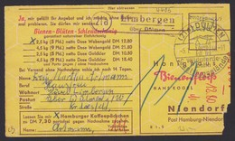 Limbergen über Dülmen Westfalen Posthilfstelle/Landpost 1966  (16961 - Stamps
