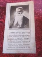 1938 Pere Brottier Prière Pour Obtenir Béatification-Chromo Image Religieuse Souvenir RELIGION CHRÉTIENNE-ÉSOTÉRISME - Santini