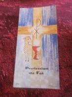 1968 N.D De Lourdes St Pol-sur-mer Chromo Image Religieuse Souvenir Communion RELIGION CHRÉTIENNE-ÉSOTÉRISME - Santini