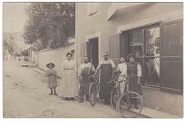 Magasin Cycles Bidaud - Carte Photo - Bidaud Cycles Et Motos - Avenue Thébaudières Saint-Herblain ??? - Saint Herblain