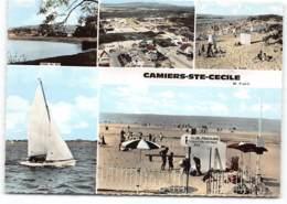 CAMIERS-SAINTE-CECILE -. Multivues-  Club Des Pingouins ... Edit Cim - Other Municipalities