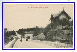 24175  CPA  LIVERDUN : La Chapelle Et La Villa Bel Amour !!  ACHAT DIRECT !! - Liverdun