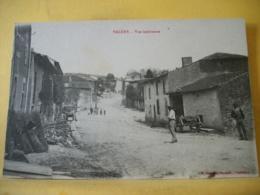 54 1080 CPA 1918 - 54 VALHEY - VUE INTERIEURE - ANIMATION - Autres Communes