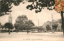 13604200 Nantes_Loire_Atlantique Place De La Republique Nantes_Loire_Atlantique - Nantes