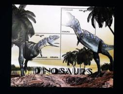 Ghana 2014 Dinosaurs - Ghana (1957-...)