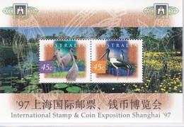 Australia 1997 Shanghai 97 Ovpt Sc 1531b MNH ** - 1990-99 Elizabeth II