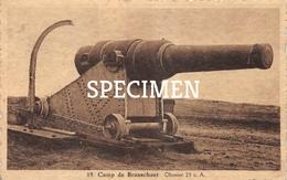 89 Camp De Brasschaat - Obusier 25 C A - Brasschaat