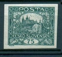 1919/1920 Czechoslovakia Mi 31U ** MNH - Ungebraucht
