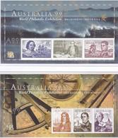 Australia 1999 World Philatelic Exhibition Sc 1727e-28e MNH ** - Mint Stamps