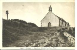 Carnac - Chapelle Et Croix Du Mont-Saint-Michel  (z075) - Carnac