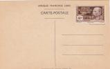 140A  Arrivée Du Général   DE GAULLE     (clas Violreperesafe) - A.E.F. (1936-1958)