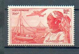 GUAD 476 - YT PA 15 *  Charnière Légère - Guadeloupe (1884-1947)