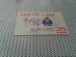 Netherlands - Rare Arena Card Football - Pays-Bas