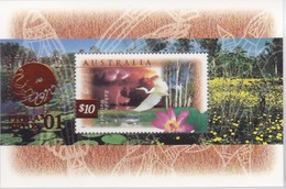 Australia 1997 Kakadu Wetlands Sc 1535d MNH ** Ovpt Phila Nippon - 1990-99 Elizabeth II