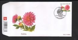BUZIN / FDC / COB 3721 / DAHLIA - 1985-.. Uccelli (Buzin)