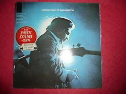 LP33 N°1161 - JOHNNY CASH AT SAN QUENTIN - COMPILATION 10 TITRES ***** - Rock