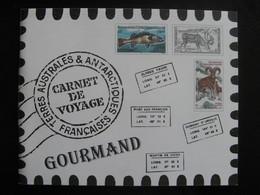 TAAF: TB Carnet Voyage C372, Neuf XX . - Carnets