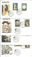 POSTMARKET ESPAÑA 1978 - Picasso