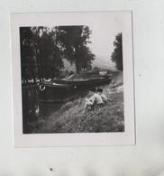 Photo Originale Péniche - Fotos