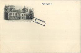 Uytbergen ( Berlare )   ,  Le ....  ( Kasteel - Chateau  ? )    Perfecte Staat - Berlare