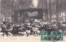 AVIT18- TOULOUSE  EN HAUTE GARONNE LE PARC TOULOUSAIN  UNE KERMESSE  CPA CIRCULEE - Toulouse