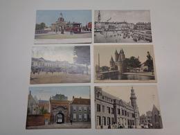 Lot De 60 Cartes Postales Du Pays Bas      Lot Van 60 Postkaarten Van Nederland  Holland - 60 Scans - Postkaarten