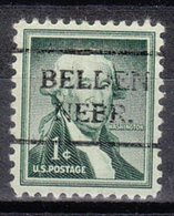 USA Precancel Vorausentwertung Preo, Locals Nebraska, Belden 716 - Vereinigte Staaten