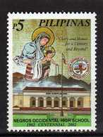 Philippines 2002 The 100th Anniversary Of Negros Occidental High School. MNH - Filipinas