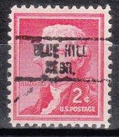 USA Precancel Vorausentwertung Preo, Locals Nebraska, Blue Hill 734 - Vereinigte Staaten