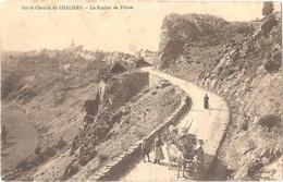 Dépt 15 - CHALIERS - Sur Le Chemin De Chaliers - Le Rocher De Frirou - (Clavel, éditeur) - Altri Comuni