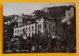 Cartolina Grimaldi - Villa Voronoff - 1965 Ca. - Imperia