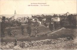Dépt 15 - FAVEROLLES - Vue Générale - (Édition Fraysse, Buraliste, Faverolles, N° 1468) - Le Cantal Pittoresque - Frankreich