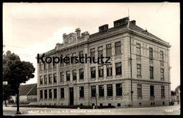 ALTE POSTKARTE BRUCK A.D. LEITHA N.O. MÄDCHEN HAUPTSCHULE SCHULE Niederösterreich Österreich Ansichtskarte AK Postcard - Bruck An Der Leitha