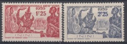 N° 29 Et N° 30 - X X - ( C 313 ) - Inini (1932-1947)