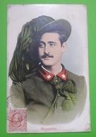 Cartolina - Bersagliere - 1922 - Militari