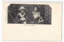 Siam- Siamese Types Bangkok,- J. Antonio,No 5 - Thaïland