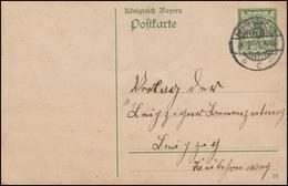 Gebühr-Bezahlt-Stempel Auf AK Jäger Mit Hirsch FÜRSTENAU / ARNSWALDE 11.11.1923 - Zone Anglo-Américaine