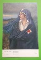 Cartolina - Militaria - Devozione - 1910 Ca. - Militari
