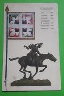 Cartolina - Militaria - Comandanti - 1910 Ca. - Militari