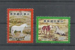 FORMOSA  YVERT  1154/55     MNH  ** - Unused Stamps