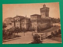 Cartolina Cento - Castello Della Rocca - 1949 - Ferrara