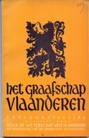 Brochure Tentoonstelling Het Graafschap Vlaanderen - Brugge 1943 - Programma's