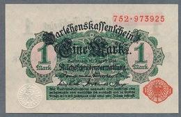 Pick 50 Ro 51b DEU-57b   1 Mark 1914 UNC ! - [ 2] 1871-1918 : Empire Allemand