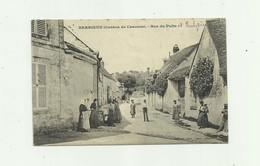 02 - BERRIEUX  - Rue Du Puits Animée Bon état - France