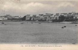 FINISTERE  29  ILE DE BATZ - VUE PANORAMIQUE PRISE DU DEBARCADERE - Ile-de-Batz