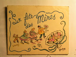 Fêtes - Voeux - La Fête Des Mères - Signée G Leclercq - Fête Des Mères