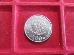 POLONIA 100 ZLOTYCH 1988 - Polen